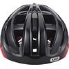 ABUS In-Vizz Ascent - Casco de bicicleta - rojo/negro